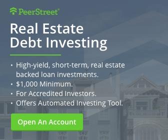 peerstreet 1% yield bump