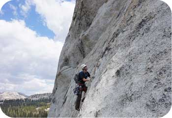 West-Crack Yosemite