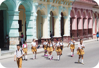 Cuba Uniforms