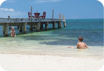 worry free beach