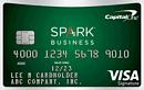 CapitalOne Spark Cash for Business