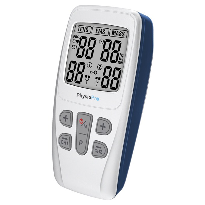 physio pro in tens and ems unit r cd preset programs