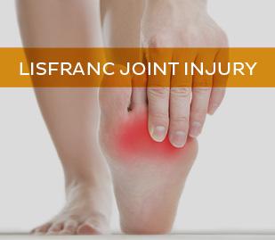 Lisfranc Joint Injury