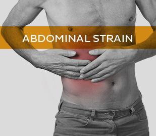 Abdominal Strain