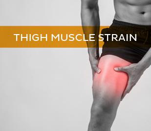 Thigh Muscle Strain