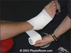 Achilles Taping