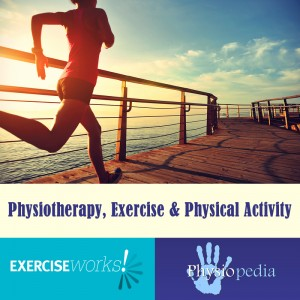 Physiotherapy, exercise and physical activity course