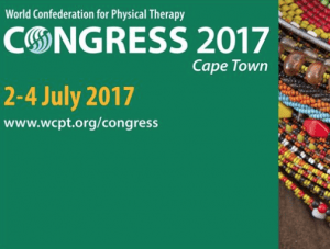 WCPT Congress South Africa 2017