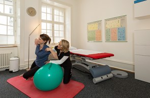 Physiotherapie Lilienthal Basel, Präventation