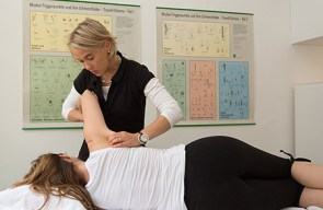 Physiotherapie Lilienthal Basel, Osteopathie