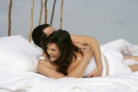 relation sexuelle épanouie