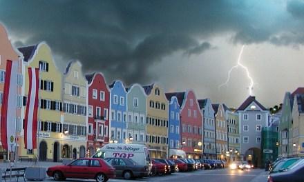Wie entstehen Wind, Gewitter, Blitz und Donner?