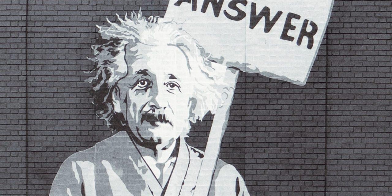 "Was bedeutet ""alles ist relativ?"
