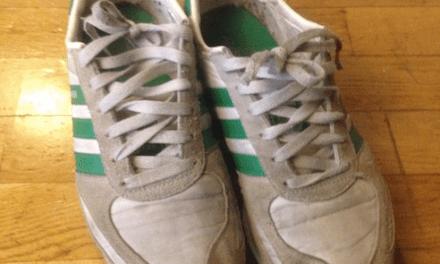 Schuhe!