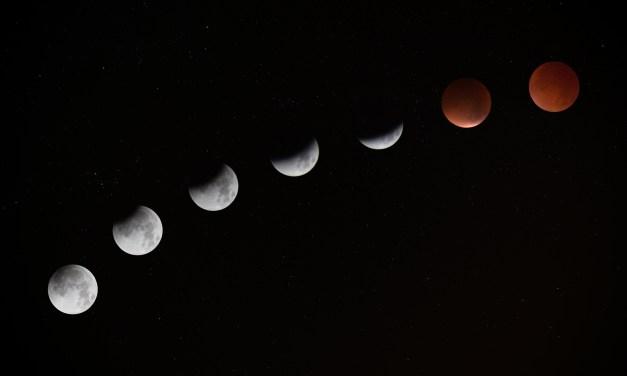 Der Mond, zur Sicherheit