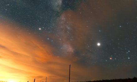 Lichtjahre entfernt