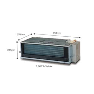 Bulkhead System Air Conditioners