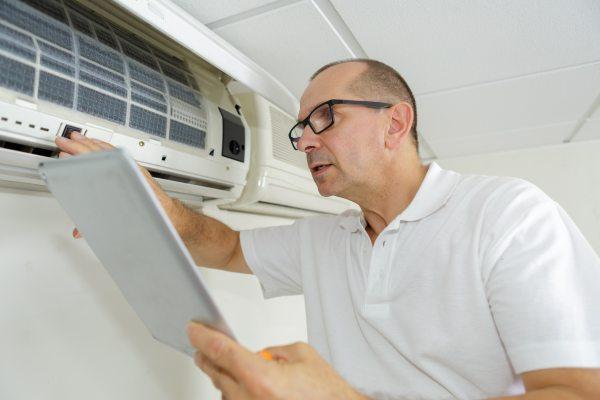 Checking Air Conditioning Manual