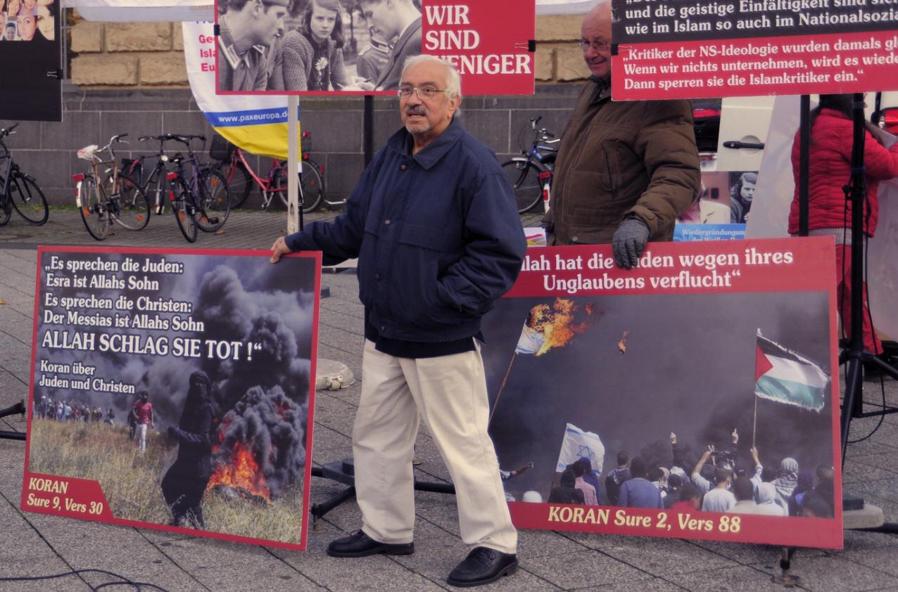 ZDF: Hassprediger in Moscheen gegen Christen und Juden in ...