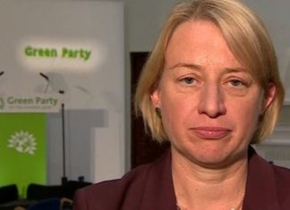 Natalie Bennett (Green Party).