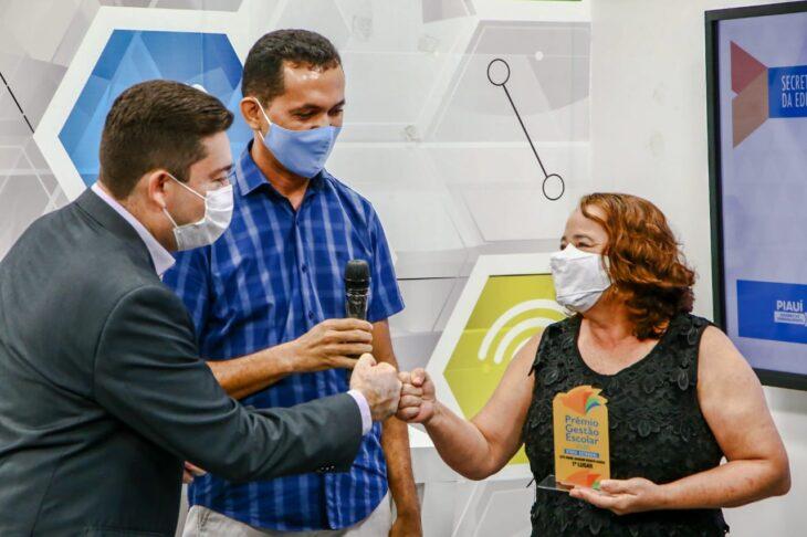 Escolas recebem o premio de Gestao 2020 1 Escolas do Piauí recebem o Prêmio de Gestão 2020