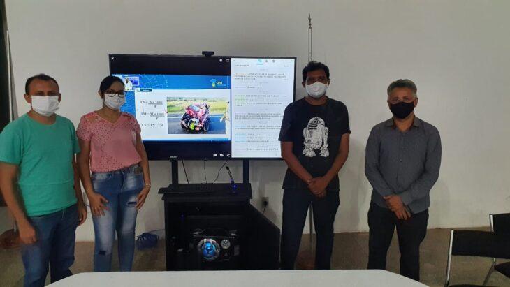 a 4 Uespi distribui kits de mediação tecnológica em 5 campi