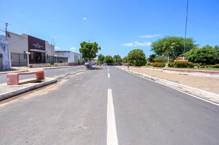 Agenda em Paes Landim 11 Dias inaugura obras nas áreas de saúde, transporte e segurança em Paes Landim