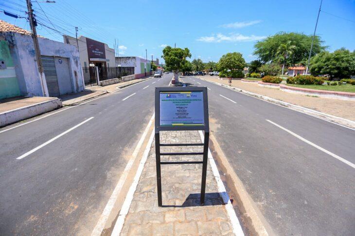 Agenda em Paes Landim 7 Dias inaugura obras nas áreas de saúde, transporte e segurança em Paes Landim