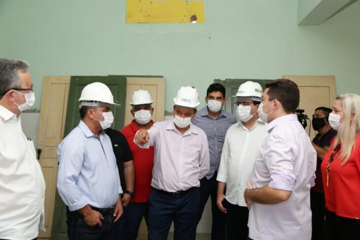 agenda campo maior 12 Governador inaugura obras de mobilidade e visita reforma de escola em Campo Maior