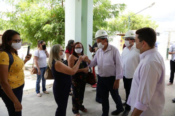 agenda campo maior 14 Governador inaugura obras de mobilidade e visita reforma de escola em Campo Maior
