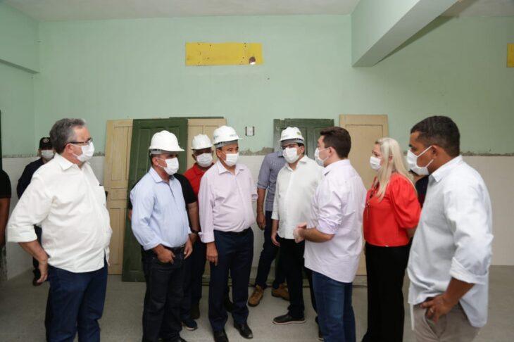 agenda campo maior 5 Governador inaugura obras de mobilidade e visita reforma de escola em Campo Maior