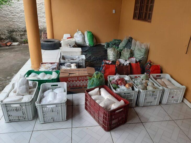 cestas mpa Movimento dos Pequenos Agricultores do Piauí promove a 3ª edição Natal sem Veneno