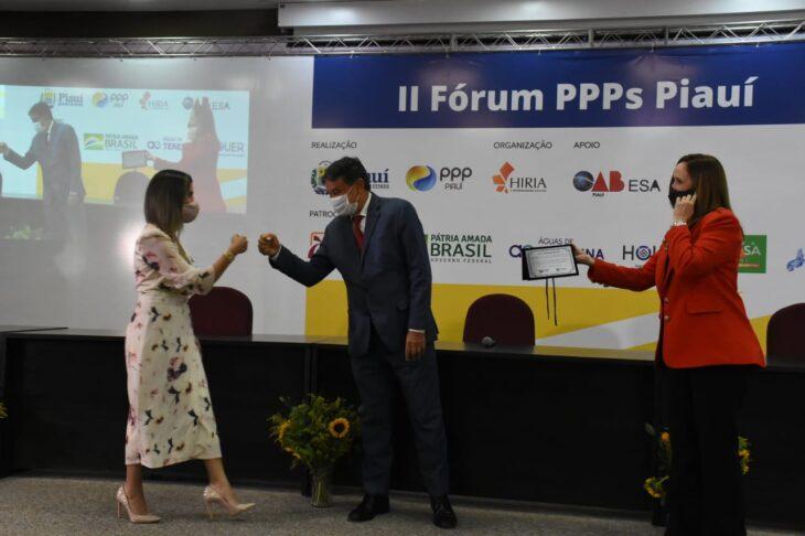 forum2 Wellington Dias encerra II Fórum de PPPs e destaca avanços na prestação de serviços