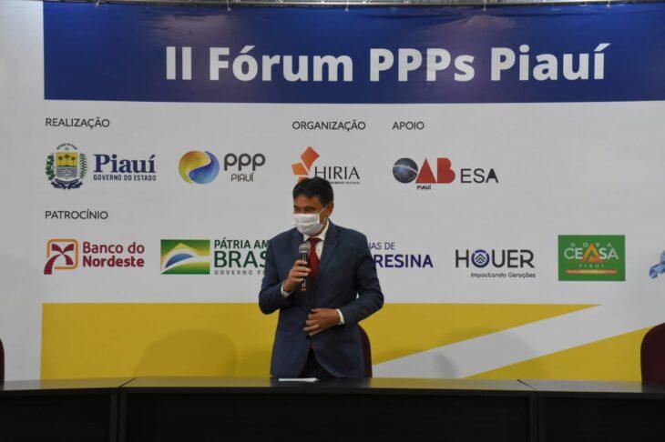 forum5 Wellington Dias encerra II Fórum de PPPs e destaca avanços na prestação de serviços