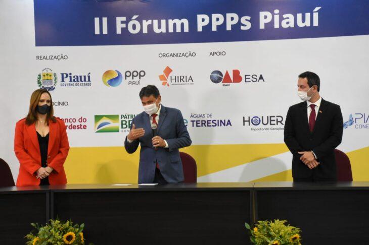 forum6 Wellington Dias encerra II Fórum de PPPs e destaca avanços na prestação de serviços