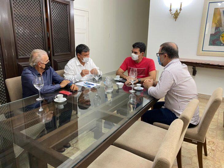 governador do par%C3%A13 Governadores do Norte, Nordeste e Centro Oeste discutem pautas prioritárias e imunização do país