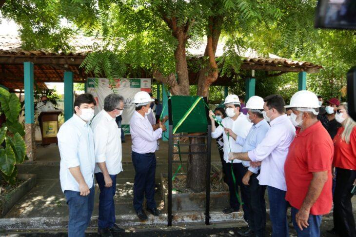 rua alecrim 5 Governador inaugura obras de mobilidade e visita reforma de escola em Campo Maior