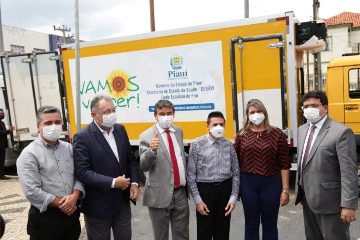 5e4b1235 1443 4b7a b030 f13b963e3b76 Piauí inicia distribuição de insumos para vacinação contra a Covid em municípios