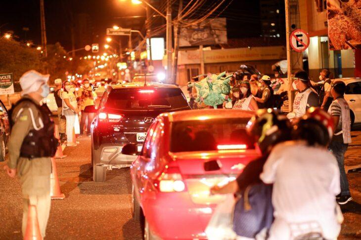 Blitz Lei Seca 29 de janeiro 2020 14 Vigilância Sanitária notifica estabelecimentos no Piauí por descumprirem medidas contra a Covid-19