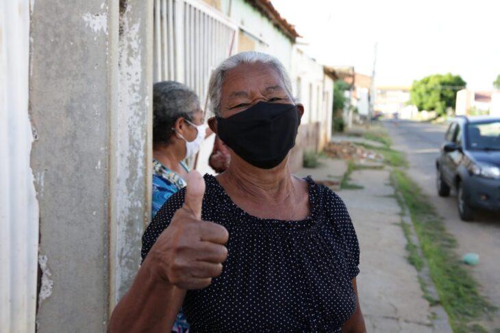 WhatsApp Image 2021 01 21 at 08.39.41 1 Wellington inaugura pavimentação de ruas em São João do Piauí