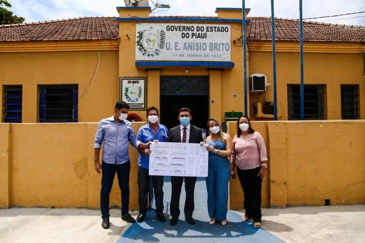 WhatsApp Image 2021 01 22 at 13.46.59 Investimentos do PRO Piauí geram aumento de matrículas em escola de Piracuruca