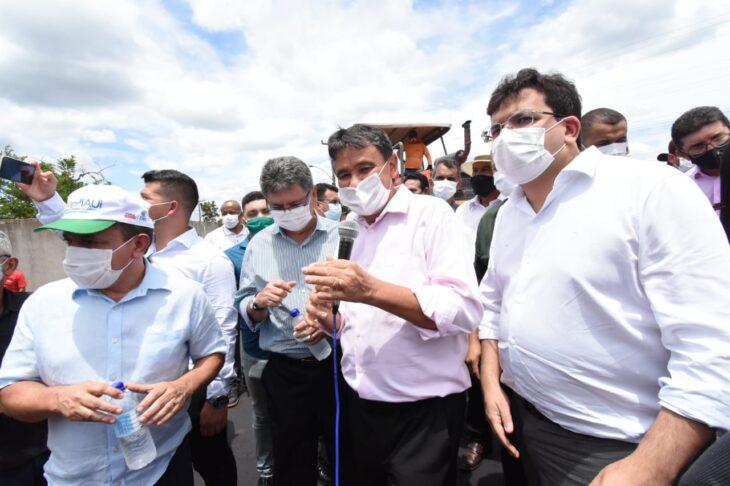 agenda em guaribas 13 Governador entrega obras de mobilidade urbana em Guaribas