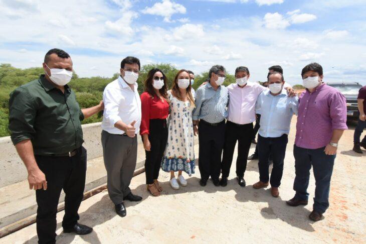 agenda em guaribas 41 Governador entrega obras de mobilidade urbana em Guaribas