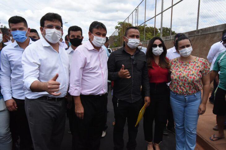 agenda em guaribas 49 Governador entrega obras de mobilidade urbana em Guaribas