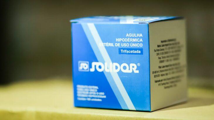 Sesapi inicia distribuição de seringas e agulhas e prepara vacinação contra o coronavírus