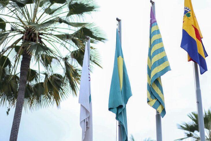 hateamento bandeira 6 Governador entrega medalhas por ocasião do 198º aniversário da adesão do Piauí à Independência