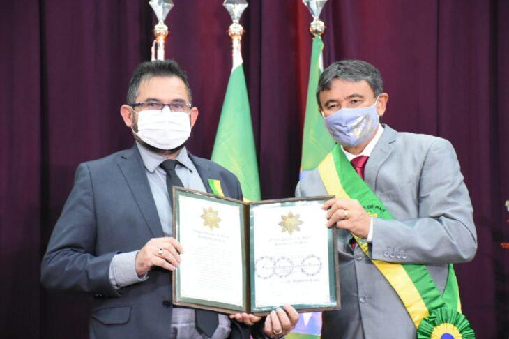 medalhas piracuruca 2021 21 Governador entrega medalhas do Mérito Renascença em Piracuruca