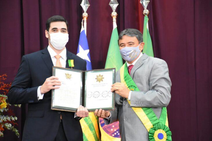 medalhas piracuruca 2021 50 Governador entrega medalhas do Mérito Renascença em Piracuruca