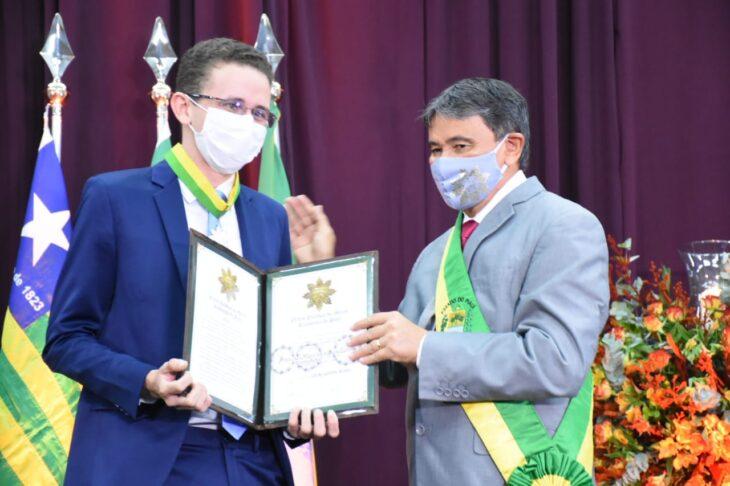 medalhas piracuruca 2021 52 Governador entrega medalhas do Mérito Renascença em Piracuruca
