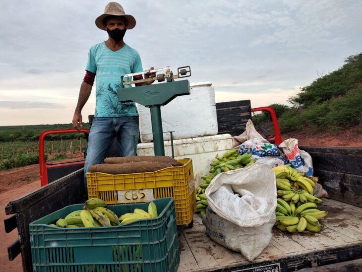 paa covid 2 Produtos do Programa Emergencial PAA-Covid beneficiam 40 mil famílias no Piauí
